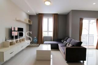 1 Bedroom Serviced Apartment For Rent - Toul Kork, Phnom Penh