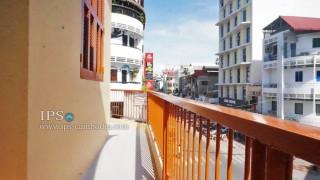 Phnom Penh Apartment for rent in Daun Penh - One Bedroom