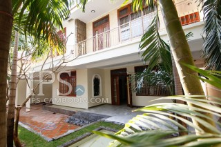 Villa For Rent In Phnom Penh - Five Bedrooms In Tonle Bassac