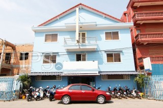 Commercial Townhouse for Sale in Phnom Penh - Eighteen Bedrooms in Ta Khmau