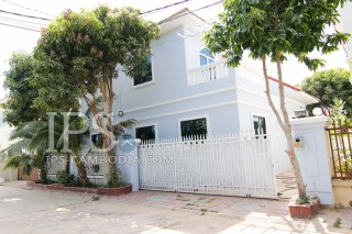Chroy Changvar Villa for Rent in Phnom Penh - Four Bedrooms