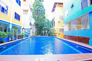 Fully Furnished Two Bedroom Apartment for rent in Daun Penh