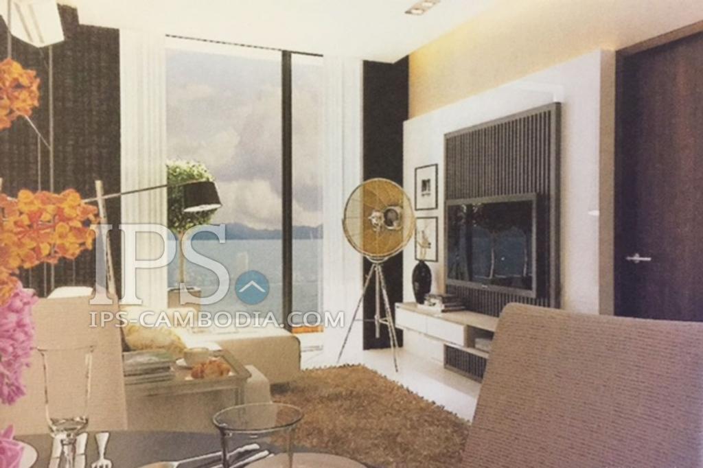 Resale 42nd Floor 1 Bedroom Luxury Condo At The Bridge