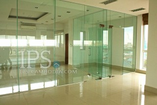 Commercial Office Space for Rent in Phnom Penh - Sen Sok