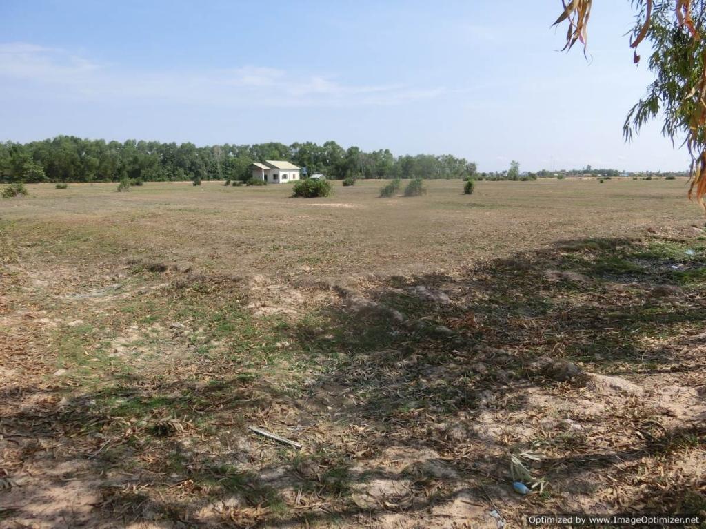 Development Land in Siem Reap - Sambour