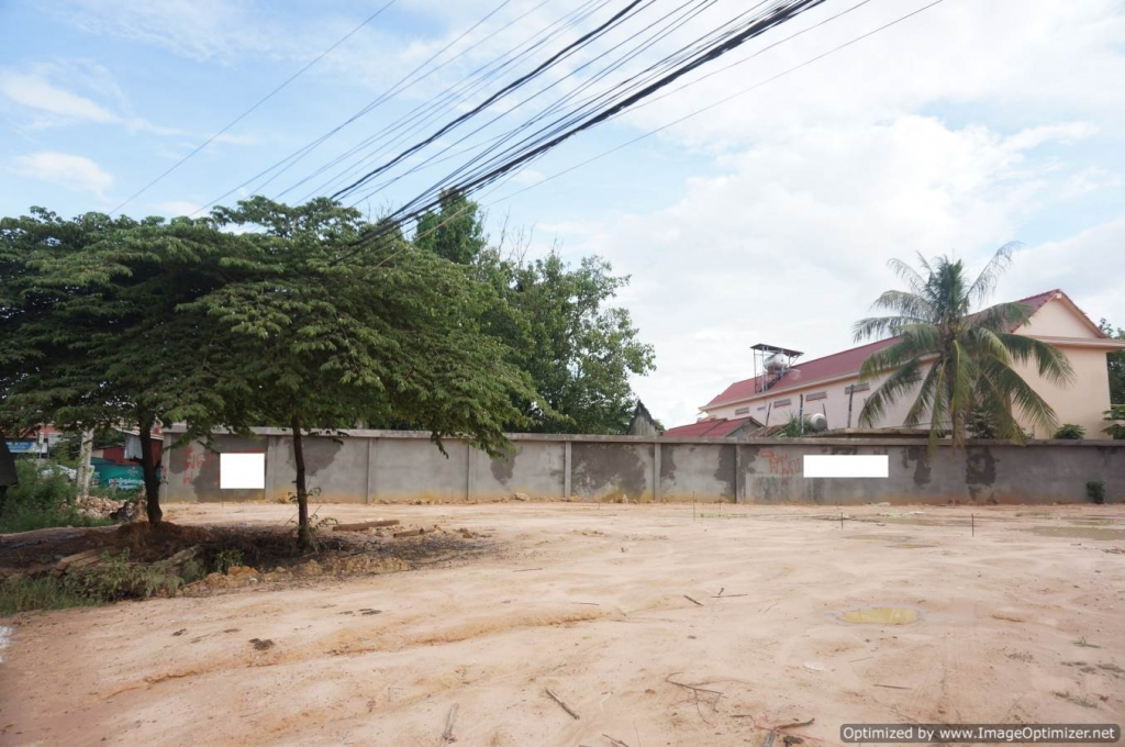 Land for Rent in Siem Reap - Vihea Chen