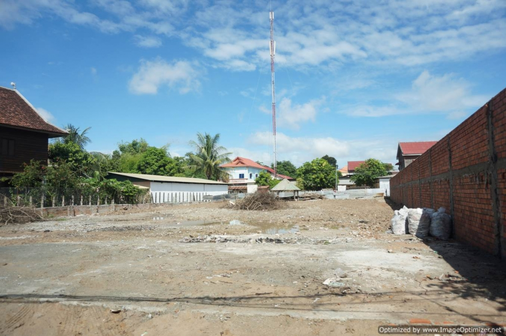 Land for Sale in Siem Reap - Slor Kram