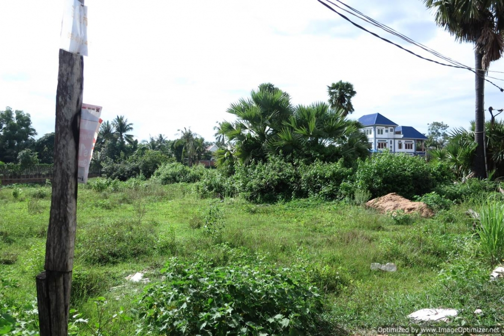 Land for sale in Chon Lung village