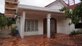 Villa for rent in Phnom Penh near Russian Market - Three Bedroom