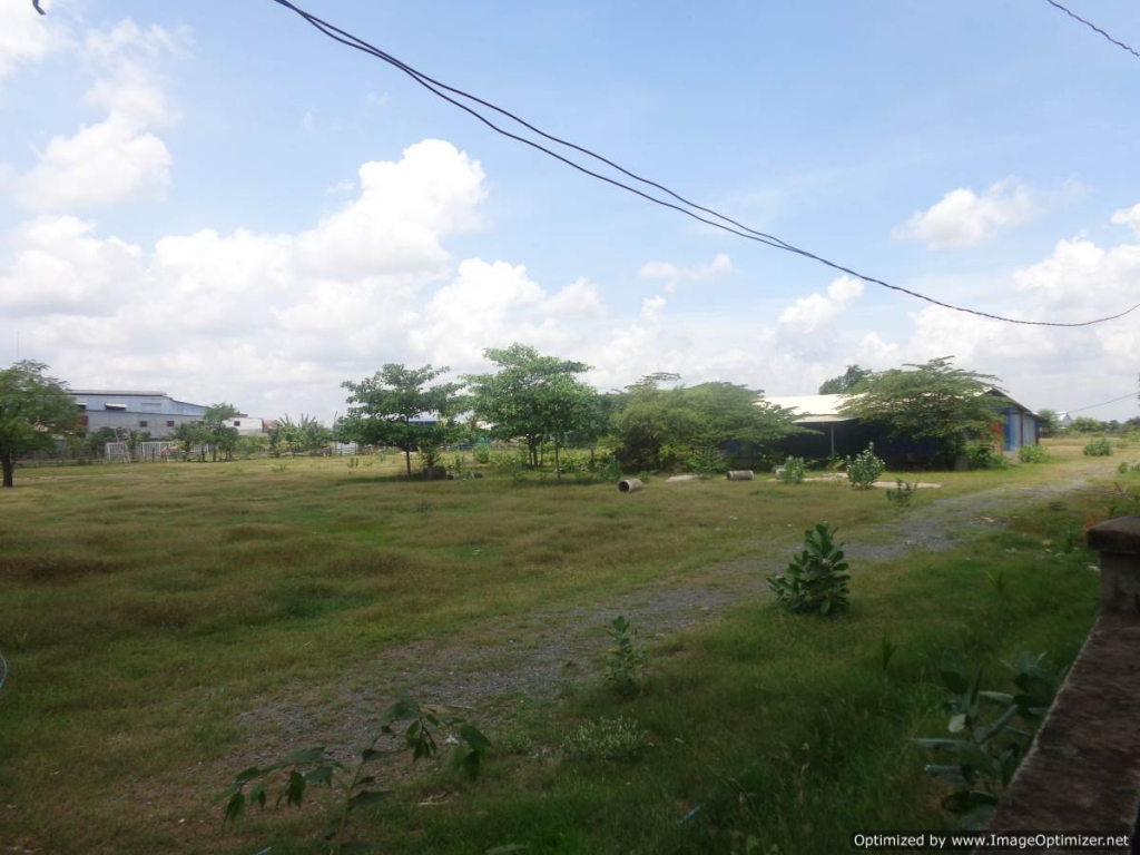Land in Sen Sok For Sale - 3.4 Hectares