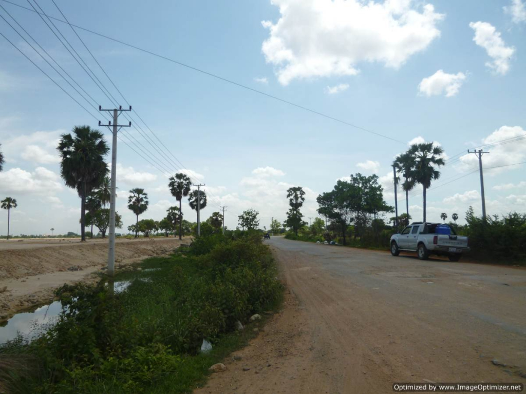 70000 Sqm Land for Sale in Dangkao