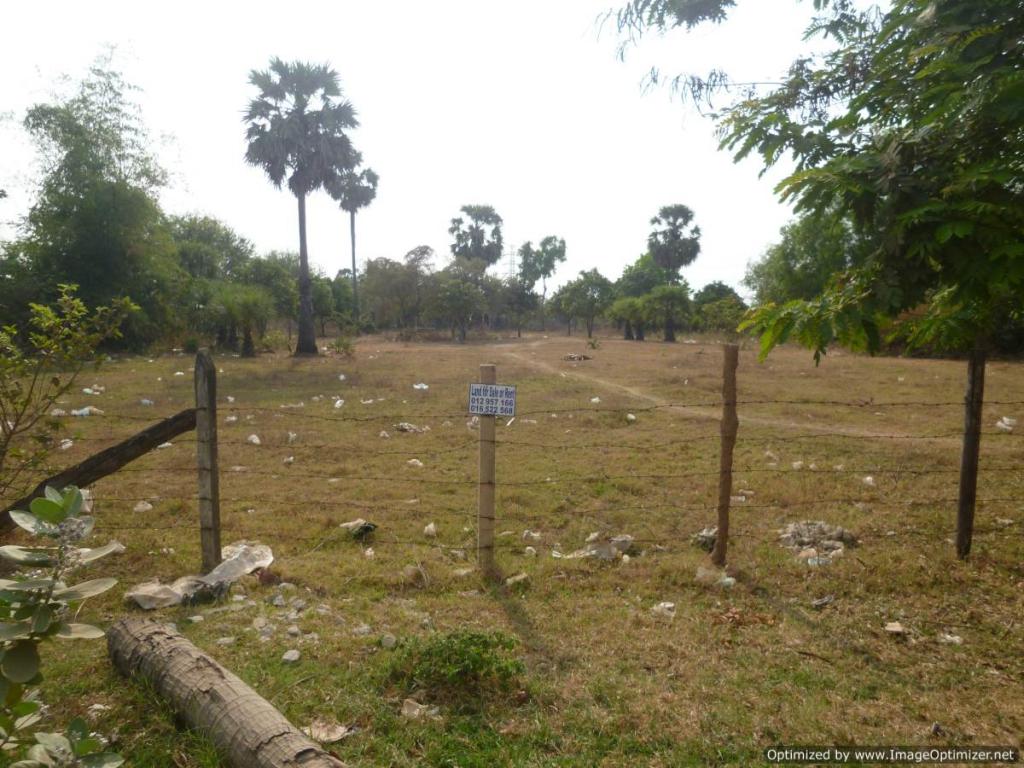 4,469 Sqm Development Land For Sale in Sen Sok