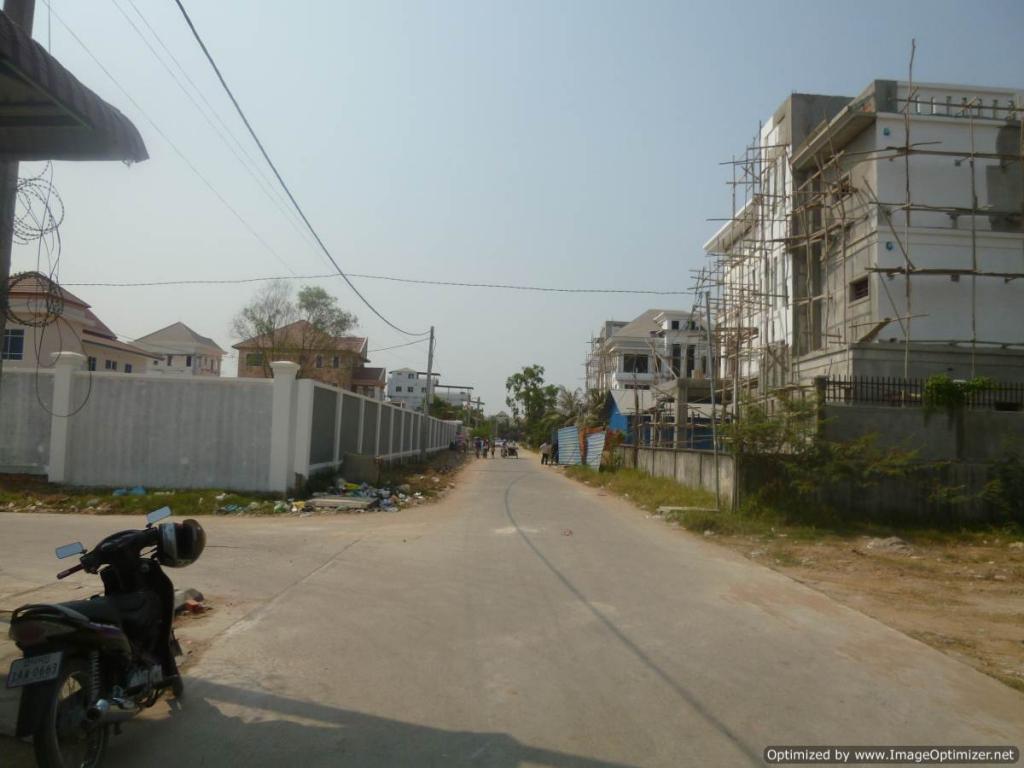 Development Land in Sen Sok - 1,320 sqm.