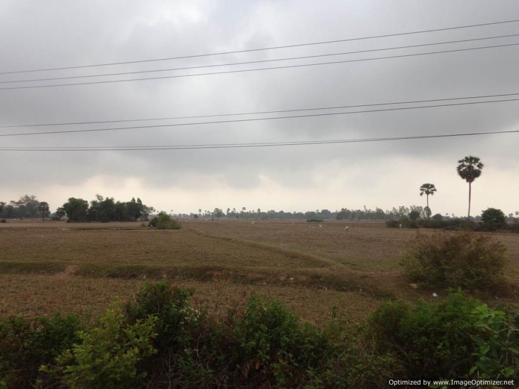 Development Land in Kampong Speu