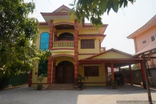 5 Bedroom Villa for Rent in Siem Reap