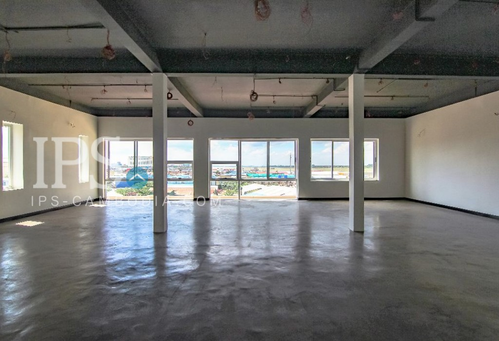 Commercial Office Space for Rent - Tonle Bassac