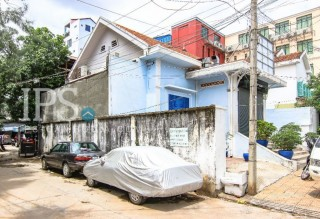 Land and House for Sale - Daun Penh