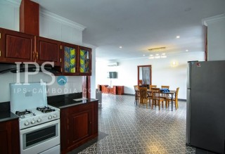 2 Bedroom Penthouse Apartment for Rent - Tonle Bassac