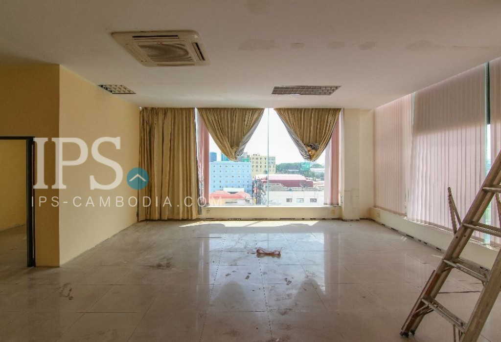 Office Space For Rent - Toul Kork 78 m2