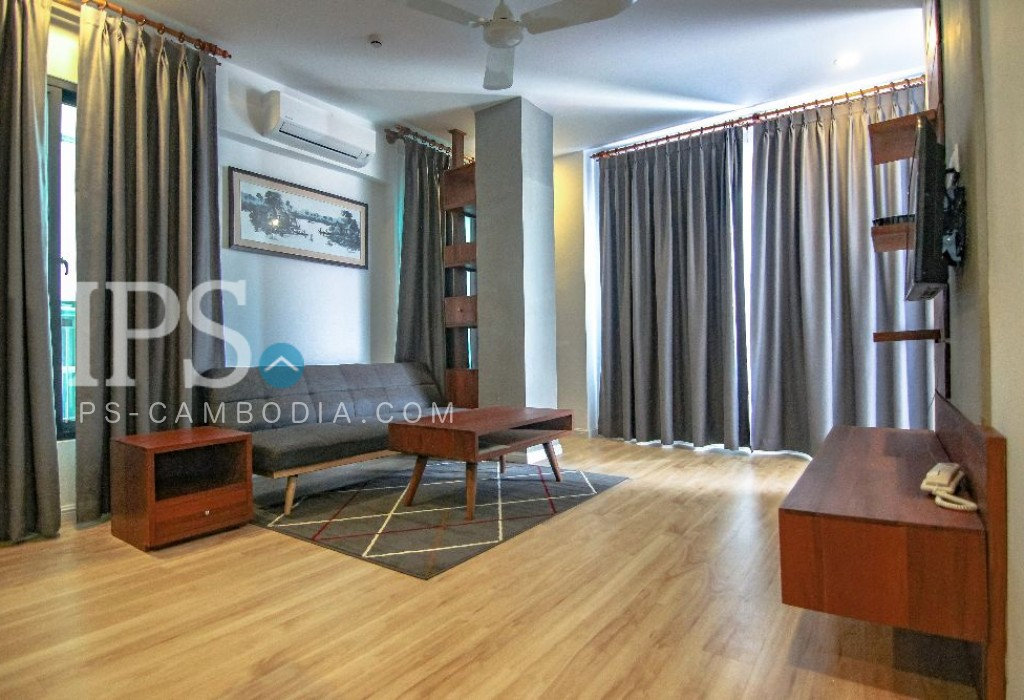 Brand New Apartment For Rent - Phsar Derm Thkov