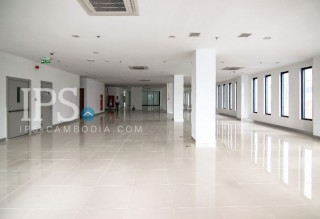 Commercial Building Office Space for Rent - Phsar Depou