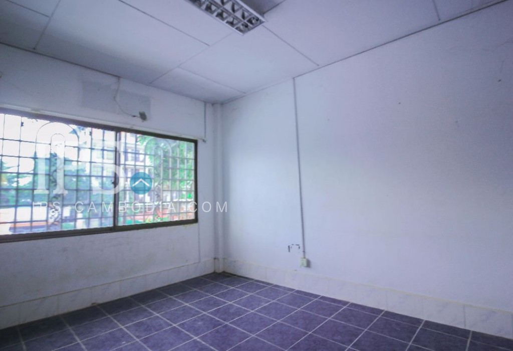 2 Storey Office Space for Rent in Siem Reap