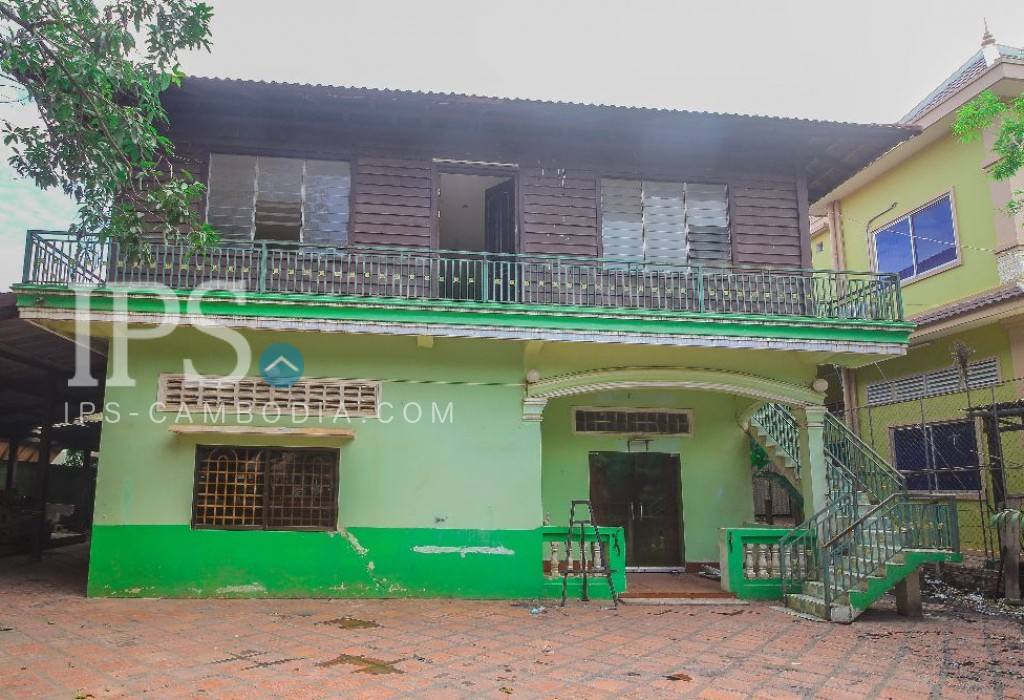 Villa for Rent in Siem Reap