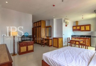 Studio Flat for Rent - Phsar Doeum Thkov