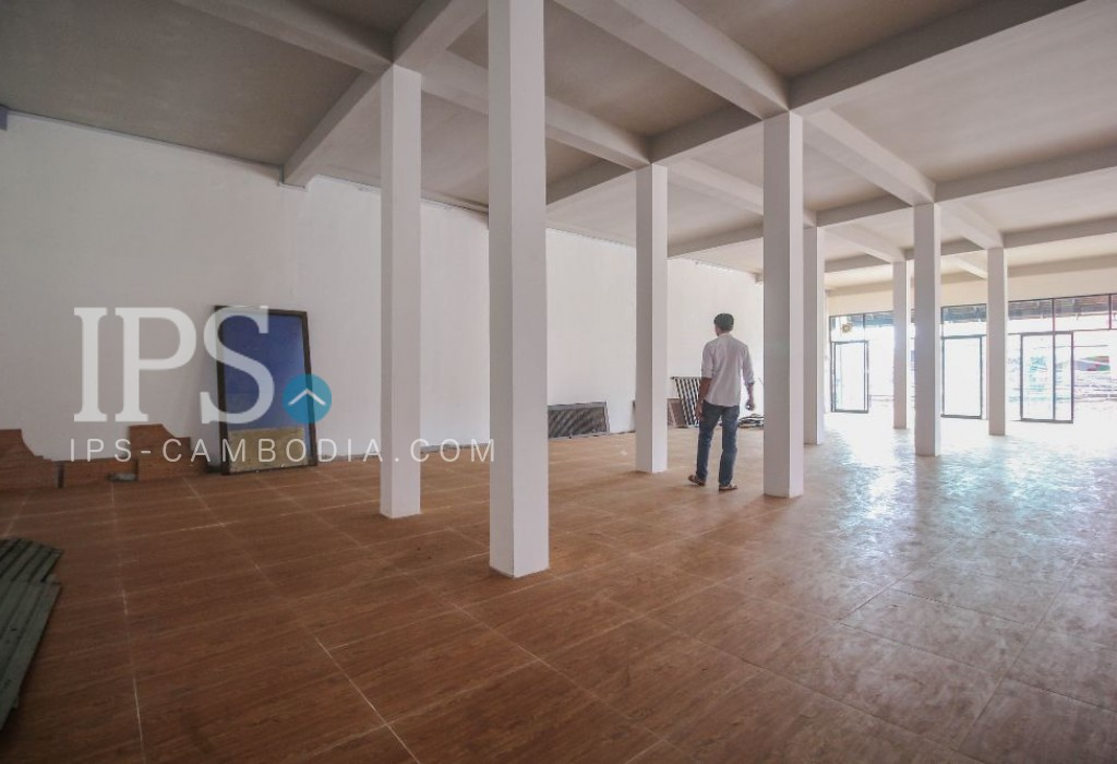 Commercial for rent in Siem Reap