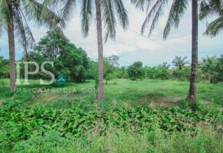 Potential Land for Rent in Siem Reap