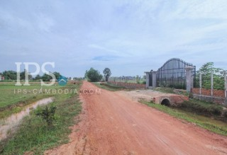 Developing Land for Sale in Siem Reap- Khnar Village