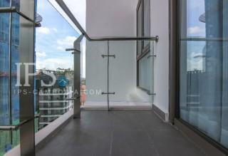 1 Bedroom For Rent - Tonle Bassac Apartment thumbnail