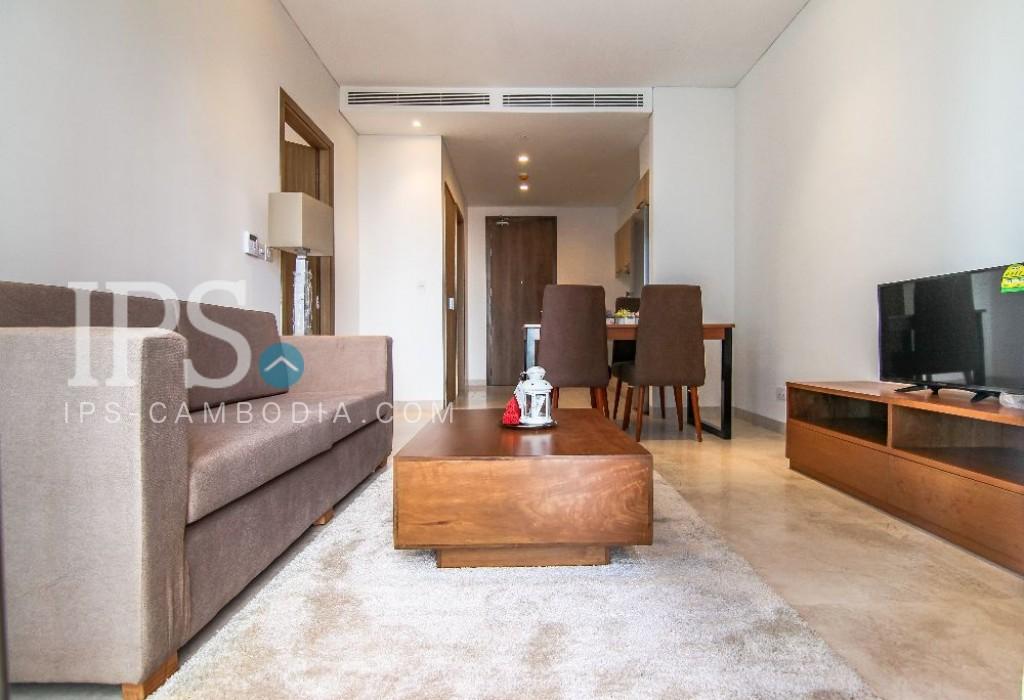 1 Bedroom For Rent - Tonle Bassac Apartment
