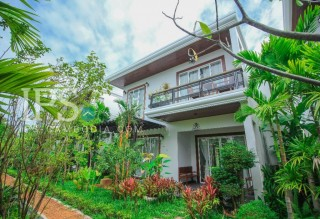 Siem Reap's Brand New Villa for Rent