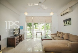 Central Apartment for Rent in Siem Reap - VIP Rooftop Pool, Riverview