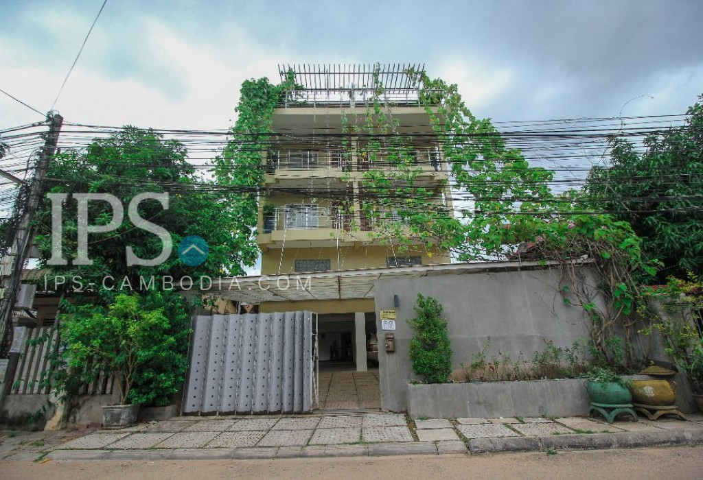Apartment for Rent in Siem Reap - Central Park