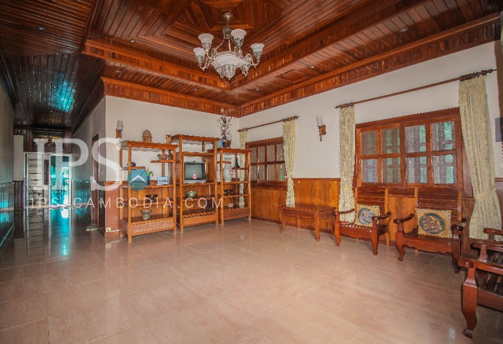 Villa for Rent in Siem Reap