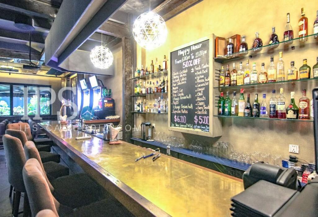 Bar Business for Sale - Riverside