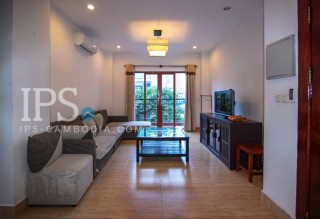2 Bedroom Serviced Flat For Rent - Daun Penh