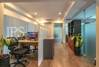 Commercial Office Space for Rent - Phsar Daeum Thkov