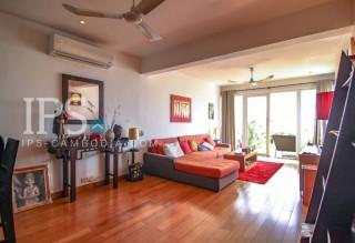 2 Bedroom Penthouse Villa  for Sale - Wat Phnom