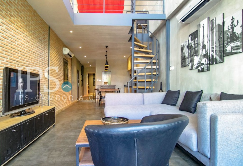 Deluxe 2 Bedroom Apartment for Sale  - BKK2 thumbnail