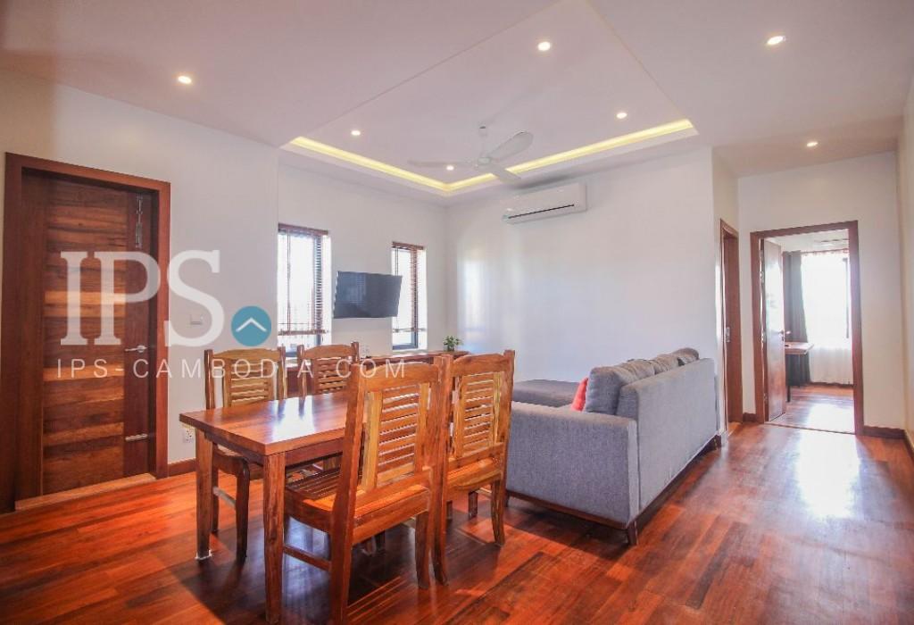 2 Bedroom Apartment for Rent - Svay Dangkum Area