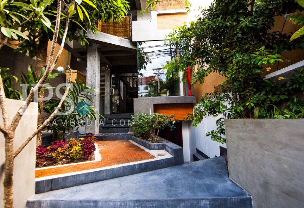 Commercial Building For Sale - Ta Phul Area, Siem Reap