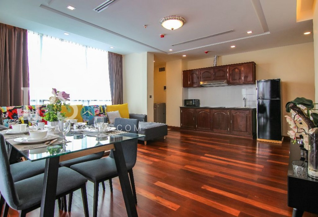 1 Bedroom Apartment For Rent -BKK1, Phnom Penh