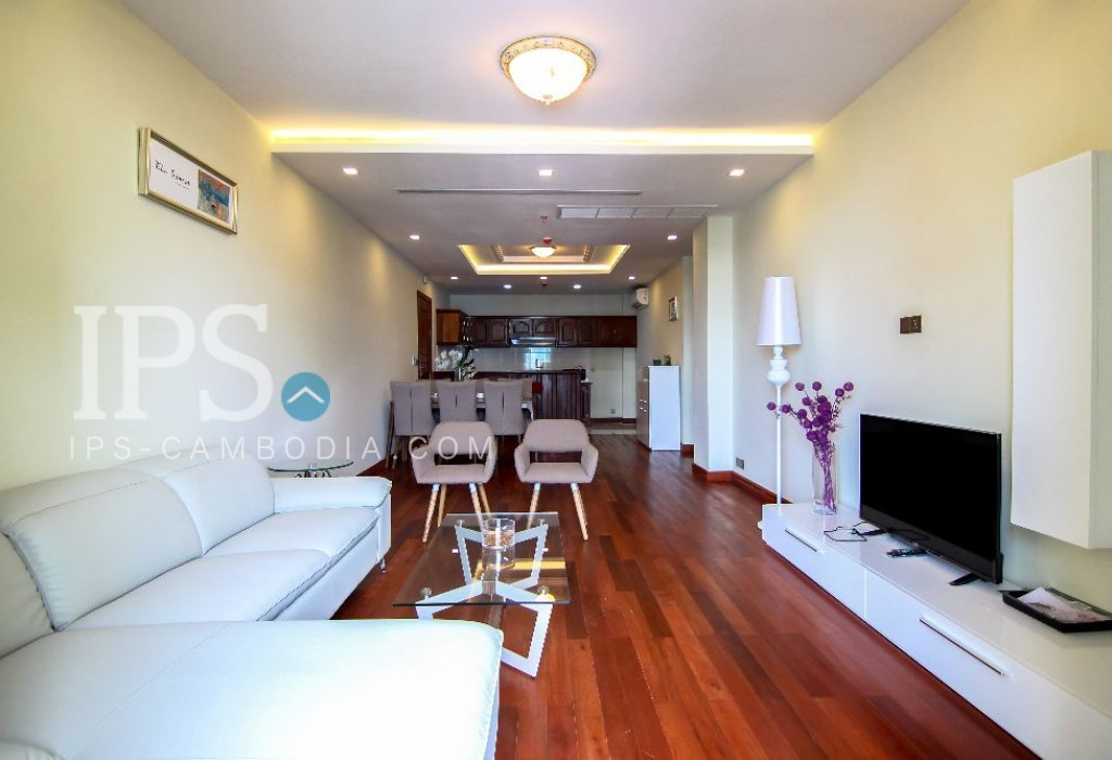 For Rent - Brand New 2 Bedroom Serviced Apartment