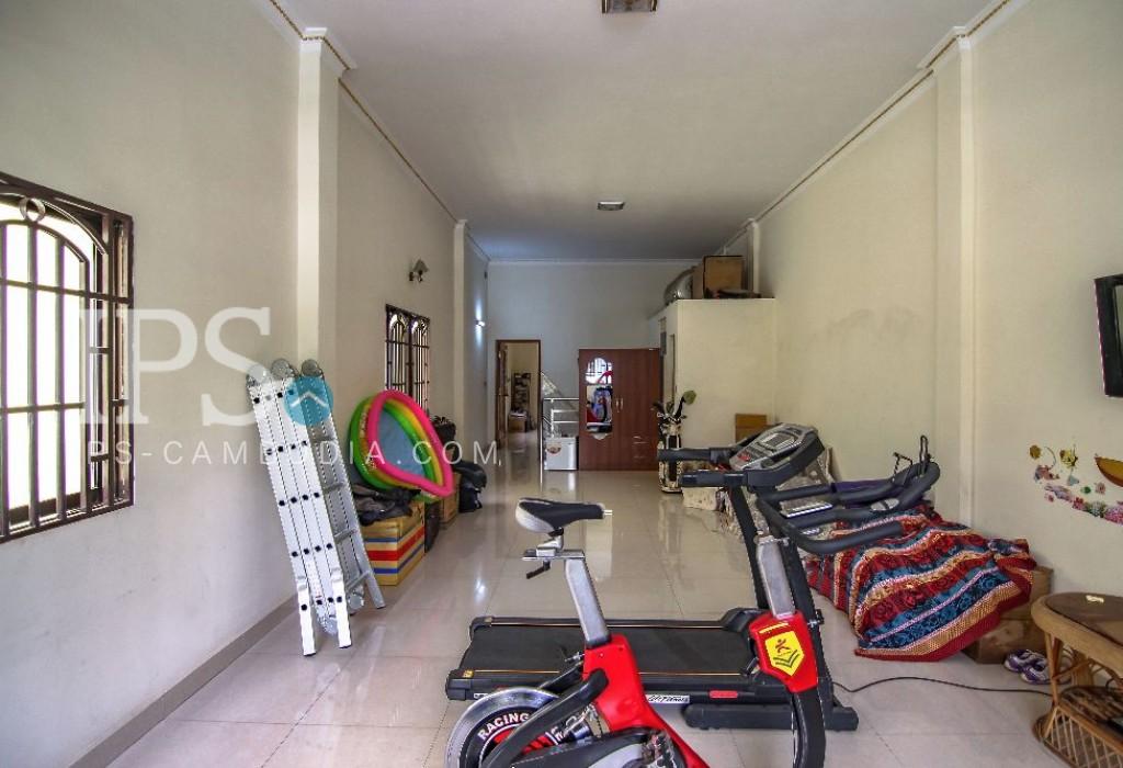 3 Bedroom Townhouse for Sale - Toul Sangke