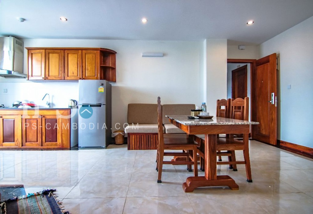 Central BKK3 - 1 Bedroom Apartment for Rent