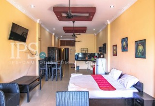 Studio Apartment for Rent - Wat Phnom