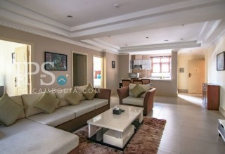 2 Bedroom Serviced Apartment for Rent - Daun Penh
